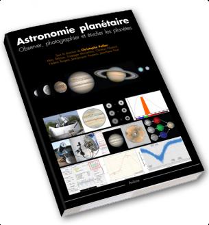 Astronomie planétaire, le livre !